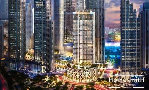 2 Bedroom Apartment for Sale in Downtown Dubai, Dubai - VIEWS OF BURJ KHALIFA  Downtown Dubai Lets Discuss