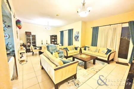 فلیٹ 2 غرفة نوم للايجار في قرية جميرا الدائرية، دبي - Large 2 Beds | Unfurnished | 1953 Sq. Ft.