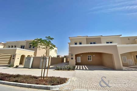 3 Bedroom Townhouse for Sale in Serena, Dubai - Payment Plan | Single Row | TypeB | 3 Beds