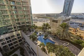 Vacant Apartment | Pool View | Mid Floor
