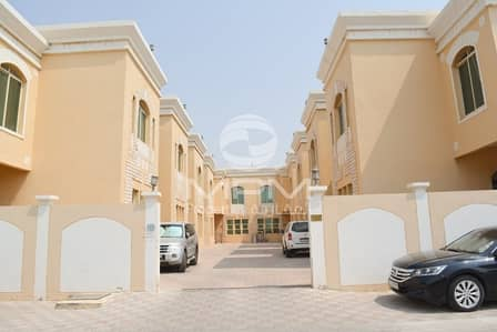3 Bedroom Villa for Rent in Al Juwais, Ras Al Khaimah - Compund Villa | Balcony | Maid's Room | 6 Chqs
