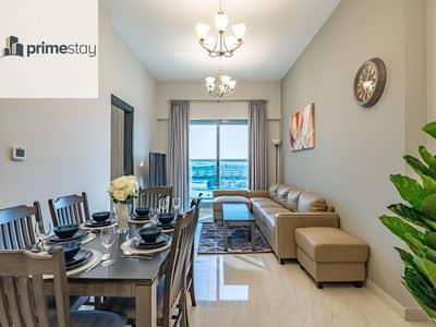 شقة 2 غرفة نوم للايجار في الخليج التجاري، دبي - Impressive 2BR in Business Bay
