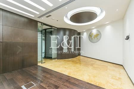 Office for Rent in Sheikh Zayed Road, Dubai - Fully Fitted Office in Ascott Park Place