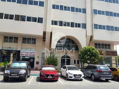 1 Bedroom Apartment for Rent in Al Nahyan, Abu Dhabi - Spacious Rooms | Balcony |  Central AC | 4 chq