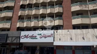 شقة في شارع حمدان 2 غرف 40000 درهم - 4942146