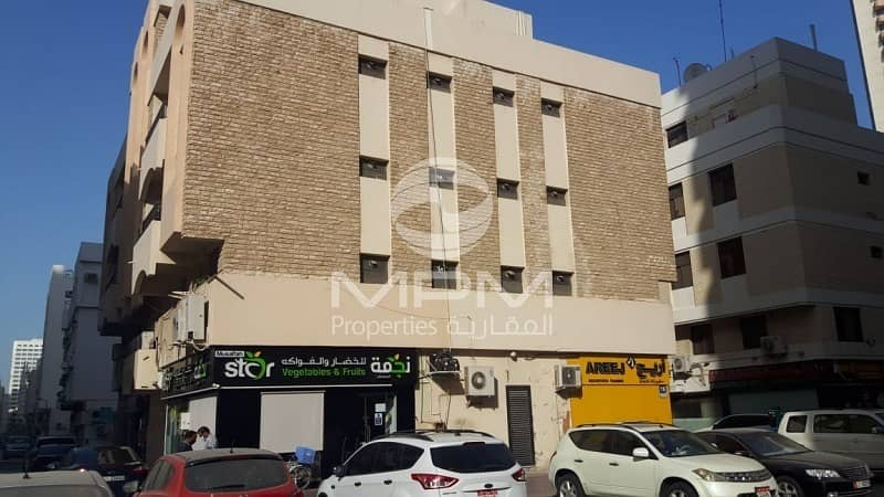 Spacious 1 BR Apt. near Al Ain Tower on Hamdan Street