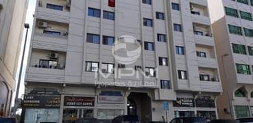 شقة في شارع الخالدية الخالدية 1 غرف 35000 درهم - 4941861