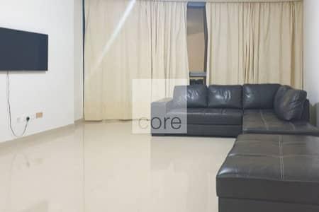 2 Bedroom Apartment for Rent in Al Reem Island, Abu Dhabi - High Floor | Semi Furnished | Sea View