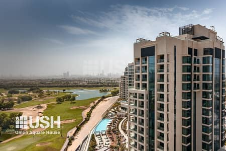 5 Bedroom Penthouse for Rent in The Hills, Dubai - 5Br Penthouse with 270 Degree Golf Course View