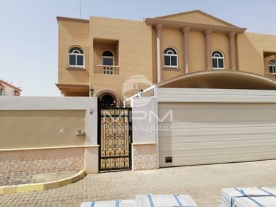 5 Bedroom Villa for Rent in Mohammed Bin Zayed City, Abu Dhabi - Big & Clean 5 Bedroom Villa + Maid's Room