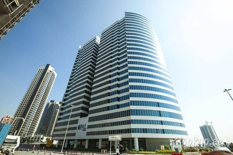Exclusive | Fully Fitted Office with partition | Multiple Parkings