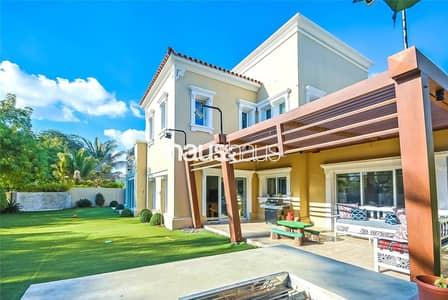 فیلا 4 غرف نوم للايجار في المرابع العربية، دبي - Negotiable | Upgraded | Extended | Single Row |