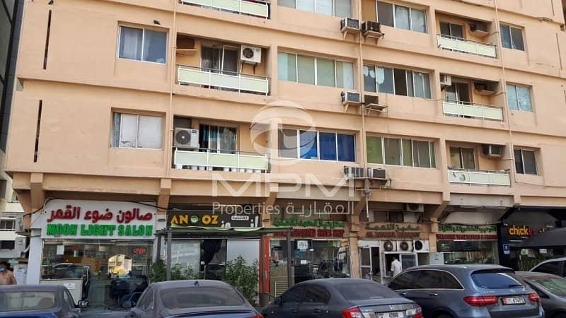 Window A/C | Balcony | Wardrobes | 4 Chqs