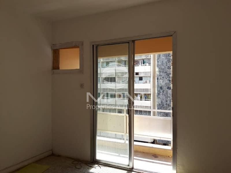 2 Window A/C | Balcony | Wardrobes | 4 Chqs