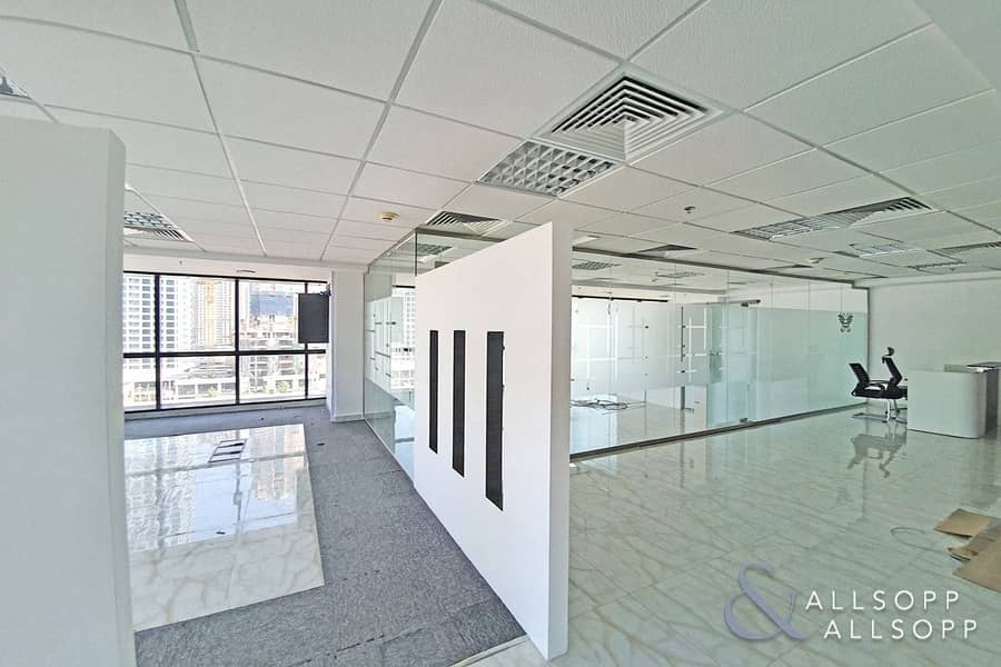 Fully Fitted | Vacant | Partitioned Office