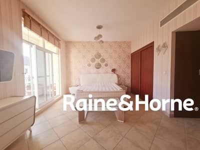 Studio for Rent in Motor City, Dubai - Exclusive | Furnished Studio | Just Painted