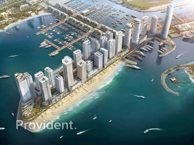 7 Bedroom Penthouse for Sale in Dubai Harbour, Dubai - Unique Penthouse | Full Palm and Dubai Eye View