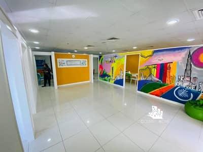 مکتب  للايجار في قرية جميرا الدائرية، دبي - HM | Fitted Partition Office For Rent