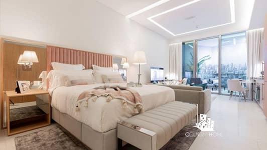 فلیٹ 1 غرفة نوم للبيع في الخليج التجاري، دبي - 1Bed Loft Apt | Burj Khalifa View | Payment Plan