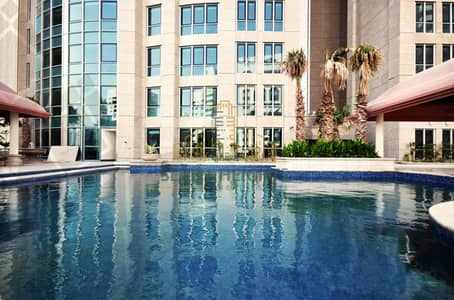 1 Bedroom Flat for Rent in Corniche Area, Abu Dhabi - City View | Furnished | Best Deal!