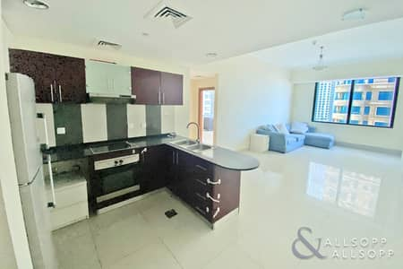 2 Bedroom Flat for Rent in Dubai Marina, Dubai - Two Bedrooms | Unfurnished | Vacant Now
