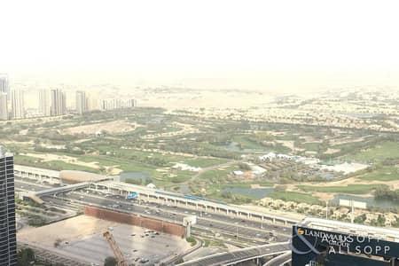 شقة 3 غرف نوم للبيع في دبي مارينا، دبي - High Floor | Part Golf Course and Sea View