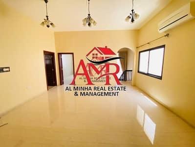 3 Bedroom Villa for Rent in Al Nyadat, Al Ain - Private Entrance/ Front & Back side private yard