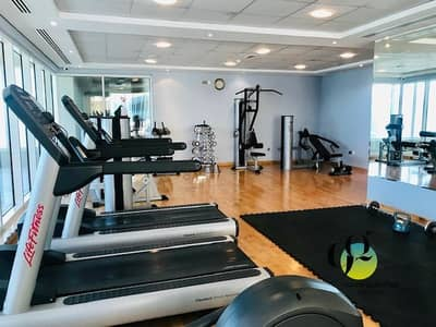 2 Bedroom Apartment for Rent in Jumeirah Lake Towers (JLT), Dubai - Spacious 2 Bed Apt. w. Beautiful Lake views