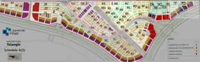 11 G+4 Plot For Sale With Retail Permission at Prime Location of JVT