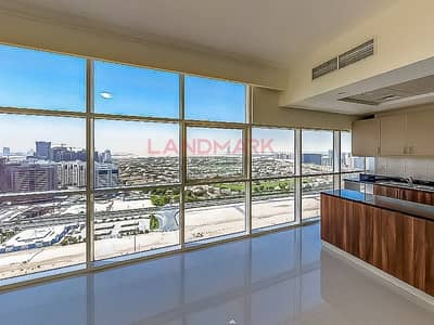 Modern Large 2BR | 4 Bathroom | Maid Room | Luxury tower | Full Facilities | Covered Parking
