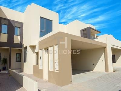 تاون هاوس 3 غرف نوم للبيع في دبي هيلز استيت، دبي - SINGLE ROW | Close to Pool and Park Area