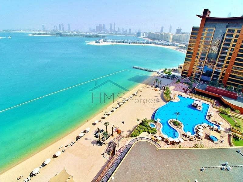 Marina and Landmark Views | 2 bed plus study