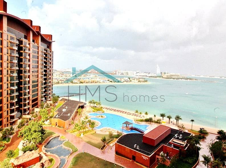 2 Marina and Landmark Views | 2 bed plus study