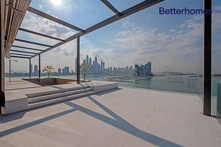 7 Bedroom Penthouse for Sale in Palm Jumeirah, Dubai - Royal Penthouse | Unique | Brand New | Resale