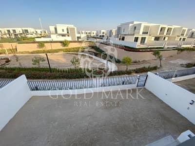 تاون هاوس 4 غرف نوم للايجار في دبي هيلز استيت، دبي - Biggest Plot Area Facing The Park And Pool | Ready