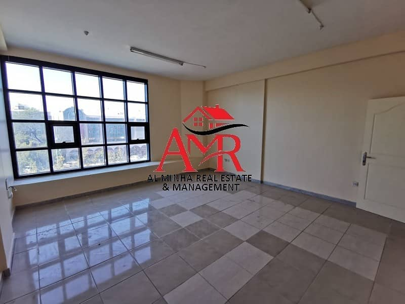 nice apartment 2 BR central AC in murabaa
