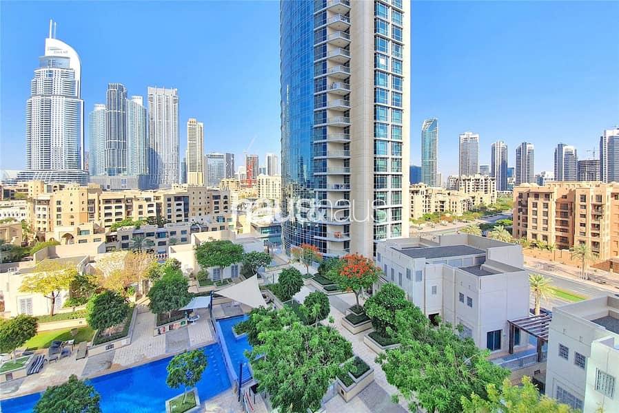 2 Investors delight | The heart of Downtown Dubai