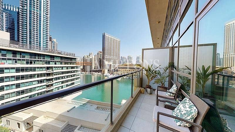 10 Rare Duplex | Marina View | Chiller Free