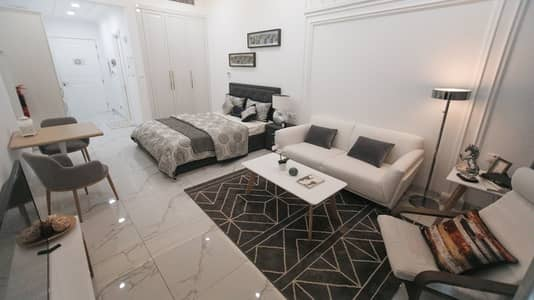 شقة 1 غرفة نوم للبيع في أرجان، دبي - Apartment with 8% return on investment guaranteed for 3 years