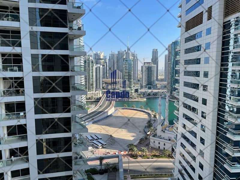Stunning 2BR Apartment with Marina View