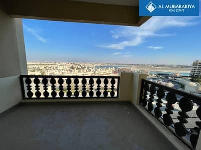1 Bedroom Apartment for Rent in Al Hamra Village, Ras Al Khaimah - Marina | 1BHK | Community View | For Rent