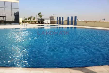 1 Bedroom Apartment for Rent in Jumeirah Village Circle (JVC), Dubai - HOT/VOGUE 1 BHK/PANORAMIC VIEW/ FULL AMENITIES in JVC