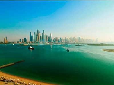 شقة 3 غرف نوم للايجار في نخلة جميرا، دبي - Sea View| 3 Beds Apt| High Floor |Ready to Move In