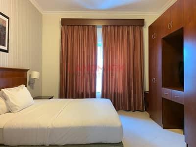 فلیٹ 1 غرفة نوم للايجار في برشا هايتس (تيكوم)، دبي - NEXT to METRO/CHILLER FREE/FULLY FURNISHED/ 1 BHK in TECOM
