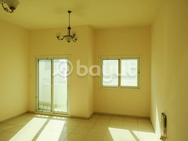 Limited offer ! Direct From Owner 1 BHK with balcony and 1 month free
