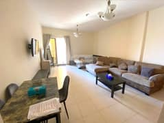 100% Ready To Move|Fully Furnished|Studio+Balcony