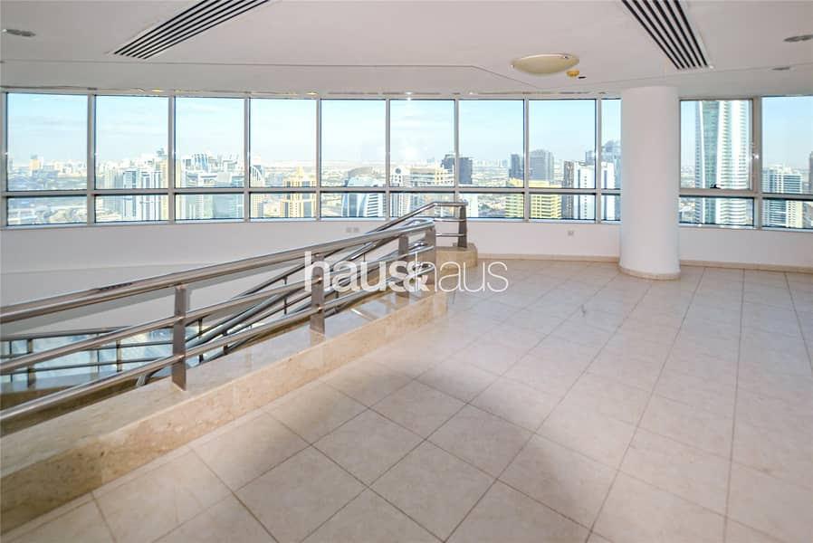 10 Duplex Penthouse | 4 bedroom + Maids | Unfurnished