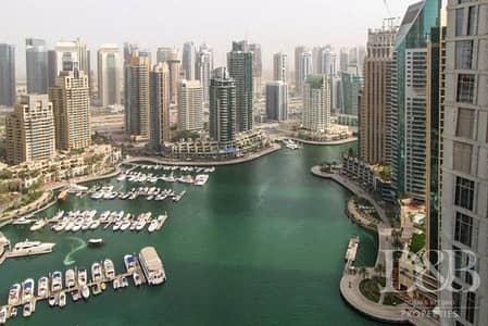 1 Bedroom Flat for Sale in Dubai Marina, Dubai - Marina View's | Balcony | Covered Parking