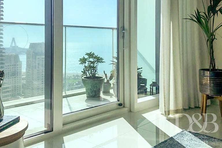 2 Marina View's | Balcony | Covered Parking