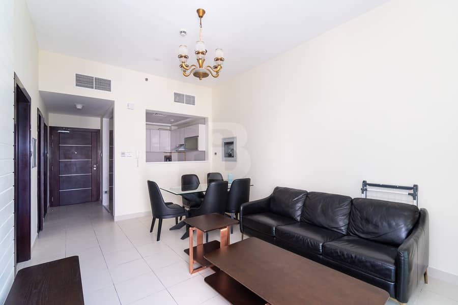 Glitz 3 Tower 2 | Spacious | One Bedroom